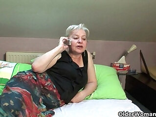 asian cock, cum, grandma, granny