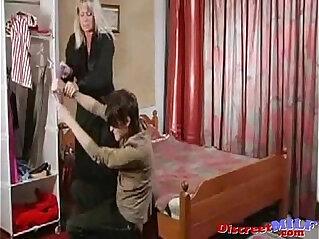 MILF, mom, sex toy, webcam