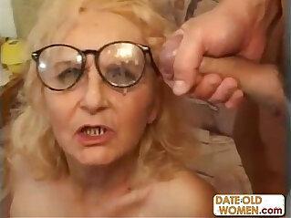 ass, asses, glasses, granny