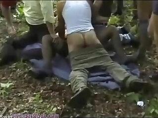 black, MILF, swingers