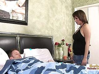 ass, ass hole, husband, mom