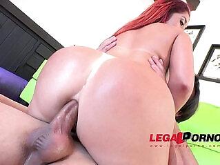 anal, ass, butt, gaping, huge asses, lady, slut