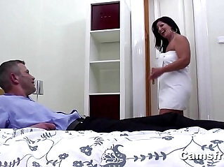 asian cock, big cock, booty, mature, mom, seduction, stepmom, young