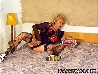dick, granny, hairy cunt, old, pounding, young, young and old