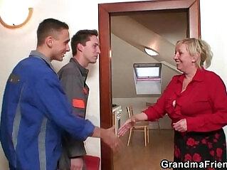 grandma, old