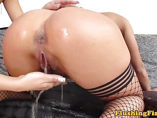 bizarre, blonde, fisting, glamour, squirting