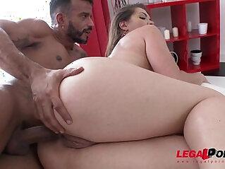 anal - Ellie Springlare first anal