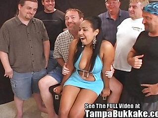 banged, hottie, latina, orgy