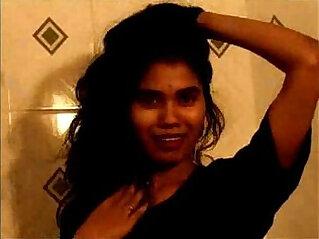 shower - Mai Hairy Indian Girl In Shower