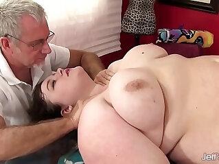 ass, fat, massage