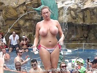 bathing, innocent, party, swingers