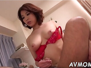 fingering, japanese, mother, oriental, pussy, sexy japan