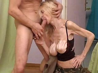 cougar, granny, MILF