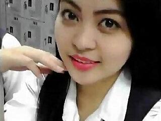 filipina, office, oriental