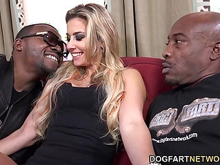 asian cock, black, dick, DP, penetration