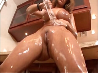 chinese tits, fetish, giant titties, oiled