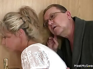 daddy, horny, mom, old, young, young and old